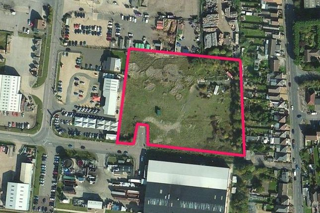 Thumbnail Land for sale in Hostmoor Avenue, March