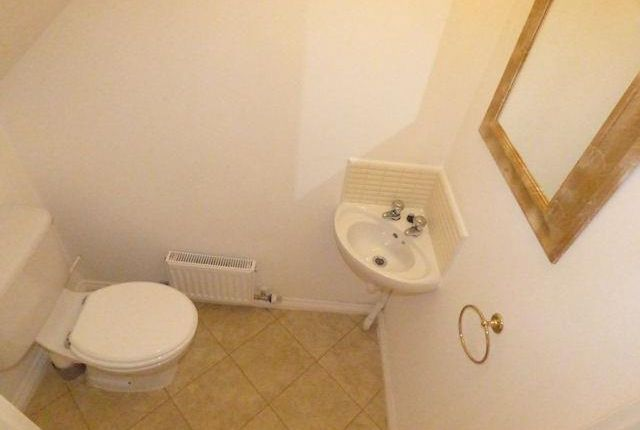 Downstairs WC of Redwood Crescent, Hamilton ML3