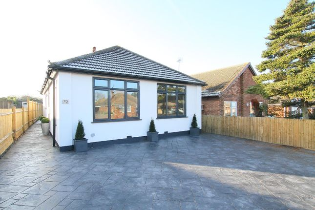 Thumbnail Detached bungalow for sale in Downs Avenue, Whitstable