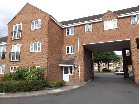 Thumbnail Flat for sale in Kingfisher Court, 1 Clarkes Lane, Willenhall, West Midlands