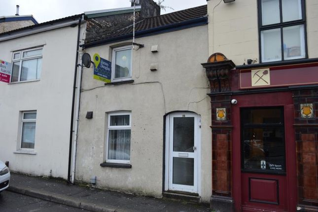 Thumbnail Terraced house to rent in Fothergill Street, Treforest, Pontypridd