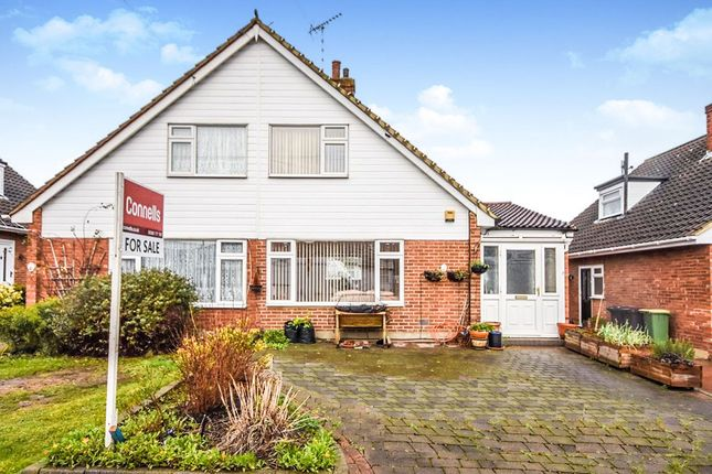 Thumbnail Semi-detached bungalow for sale in Heycroft Road, Hockley