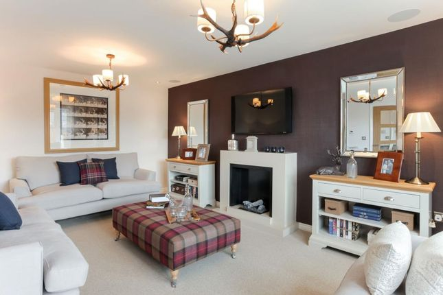 "Thumbnail Detached house for sale in ""The Chelford "" at Vicarage Lane, Shevington, Wigan"