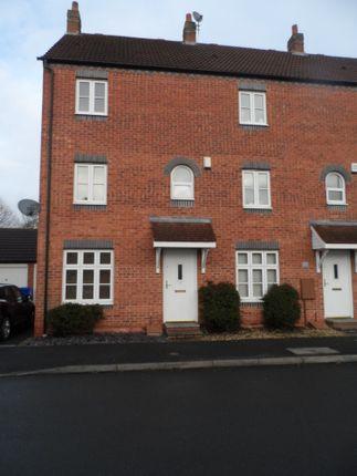 Thumbnail Property to rent in Ovaldene Way, Trentham, Stoke-On-Trent, Staffordshire