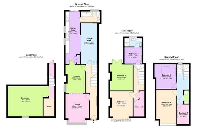 Thumbnail End terrace house for sale in Melbourne Road, Highfields, Leicester