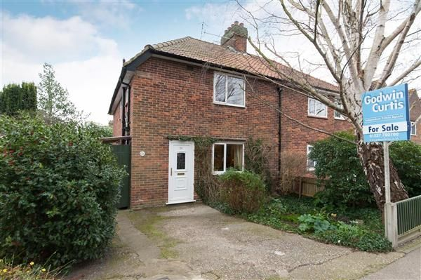 3 bed semi-detached house for sale in Forty Acres Road, Canterbury