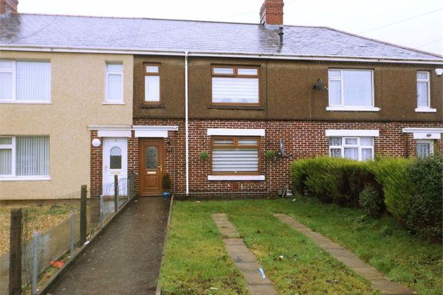 Thumbnail Terraced house for sale in Julian Terrace, Aberavon, Port Talbot, West Glamorgan