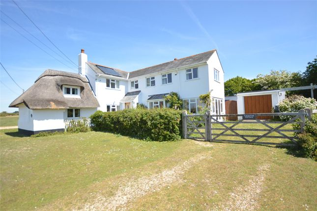 Thumbnail Detached house for sale in Main Road, East Boldre, Brockenhurst, Hampshire