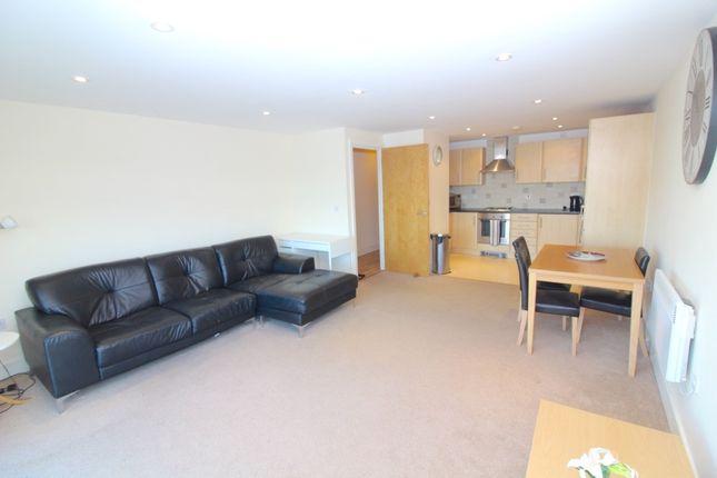 Thumbnail Flat to rent in Kings Road, Swansea