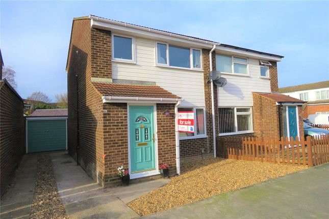 3 bed semi-detached house to rent in Burns Road, Royston SG8