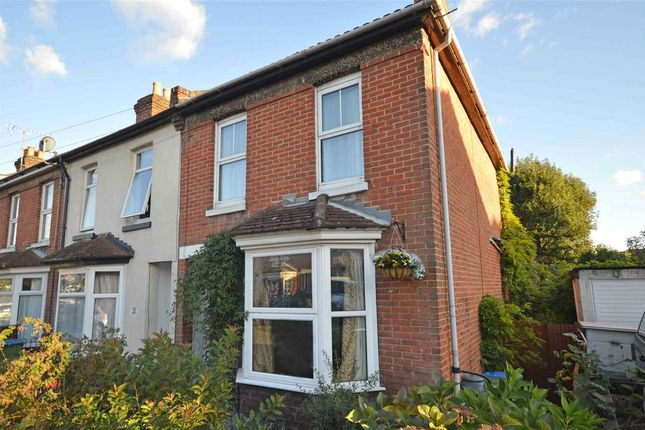 Thumbnail Semi-detached house for sale in Dyer Road, Shirley, Southampton