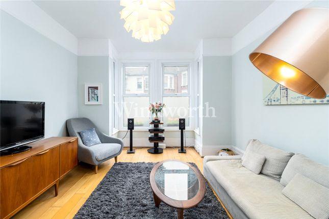 2 bed flat for sale in Wightman Road, London N4