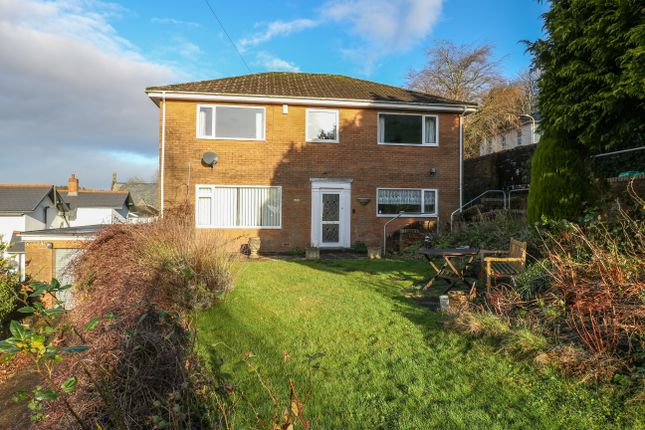 Thumbnail Detached house for sale in Thomastown, Merthyr Tydfil