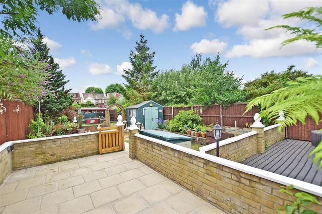 Thumbnail Semi-detached house for sale in Carrington Road, Dartford, Kent
