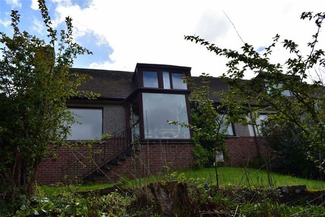 Thumbnail Semi-detached house for sale in 8, Fort Matilda Place, Greenock, Renfrewshire