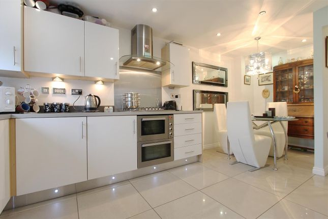 Thumbnail Semi-detached house for sale in Dewley Way, Clay Cross, Chesterfield