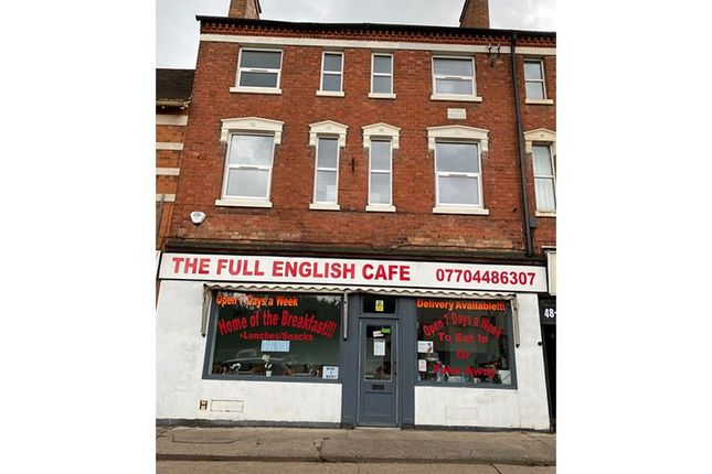 Thumbnail Retail premises for sale in 48-50 Astwood Road, Worcester