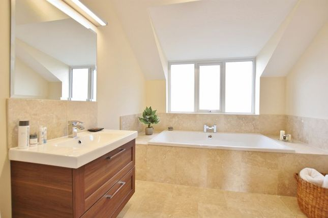 Bathroom of The Ridge, Lower Heswall, Wirral CH60