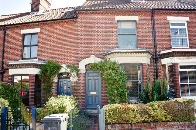 Thumbnail Terraced House To Rent In College Road Norwich