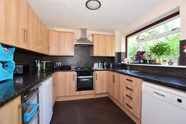 Thumbnail Detached house for sale in Aston Rise, Pulborough, West Sussex
