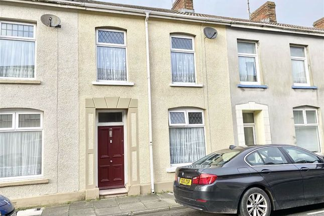 3 bed terraced house for sale in Princess Street, Llanelli SA15