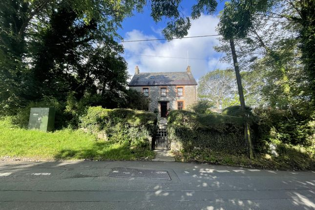 Thumbnail Detached house for sale in West Holloway House, Penally, Tenby, Pembrokeshire