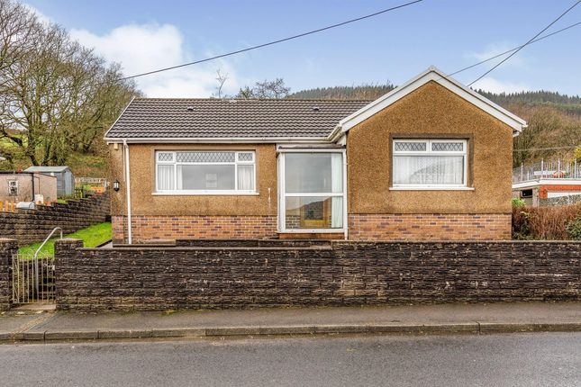 Thumbnail Bungalow to rent in Garnwen Road, Nantyffyllon, Maesteg