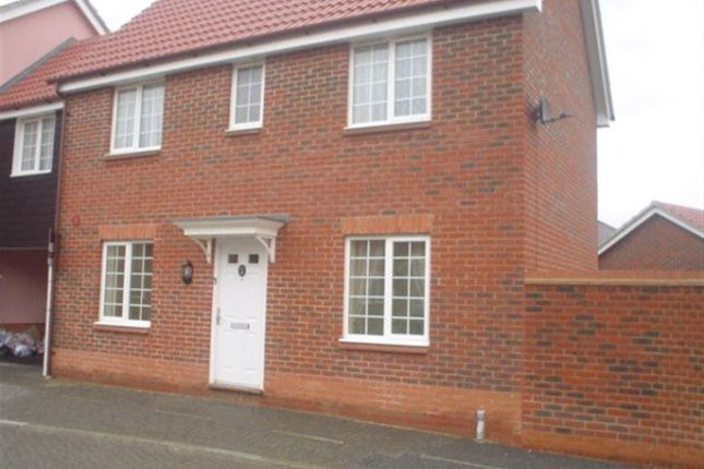 Thumbnail Detached house to rent in Braiding Crescent, Braintree