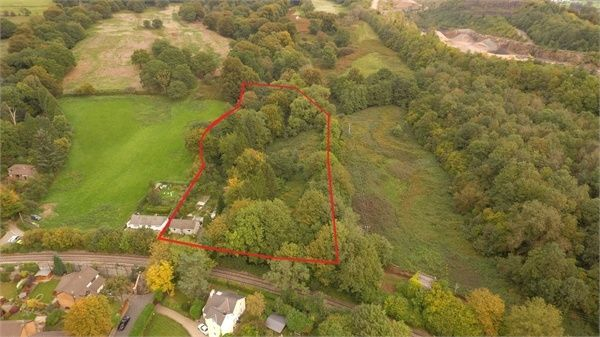 Thumbnail Land for sale in Royal Oak, Machen, Caerphilly