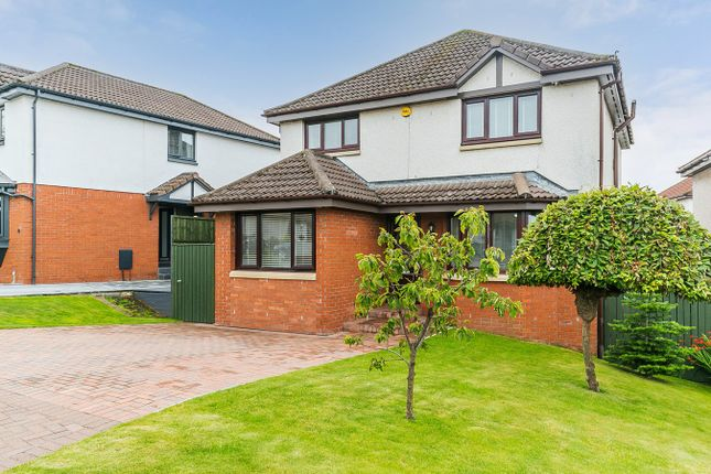 Thumbnail Detached house for sale in Victoria Road, Newtongrange, Dalkeith