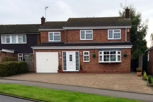 Thumbnail Detached house for sale in Windermere Avenue, Nuneaton
