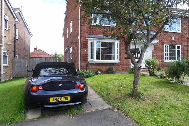 Thumbnail Flat to rent in Fieldway Avenue, Rodley, Leeds