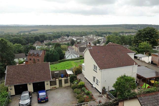 Thumbnail Detached house for sale in Ffordd Raglan, Heol Y Cyw, Bridgend, Mid Glamorgan