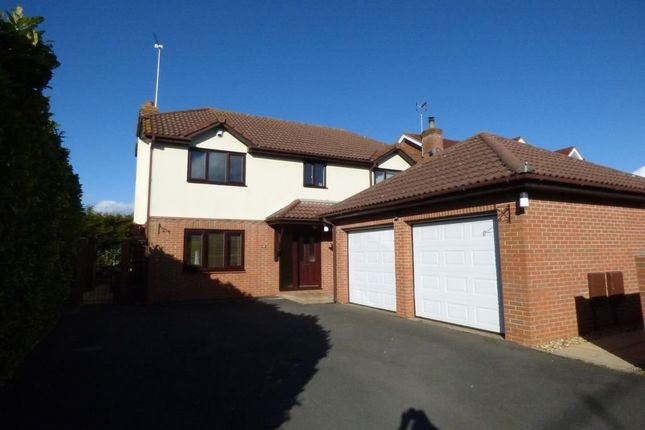 Thumbnail Detached house for sale in Sandstone Rise, Winterbourne, Bristol, Gloucestershire