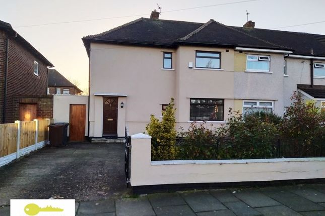 Thumbnail Terraced house for sale in Homestead Avenue, Bootle