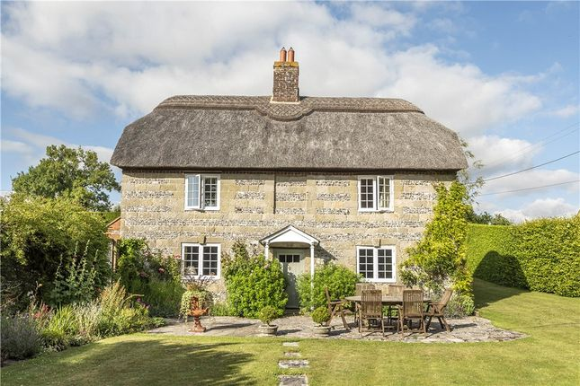 Thumbnail Detached house for sale in Tarrant Gunville, Blandford Forum