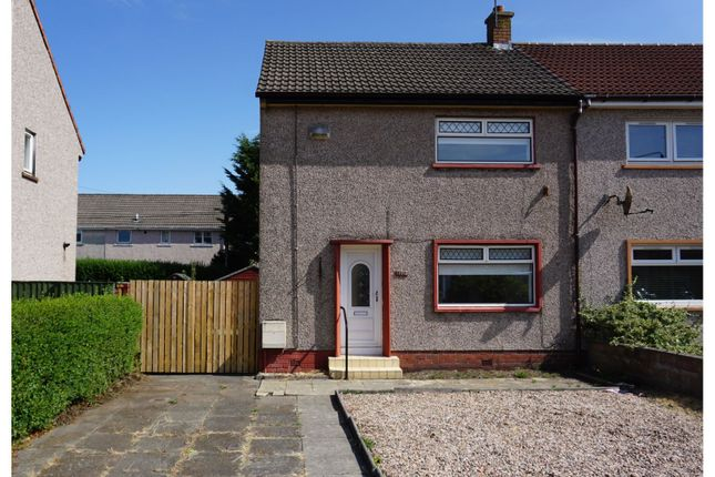 2 bed end terrace house to rent in Livingstone Terrace, Irvine KA12