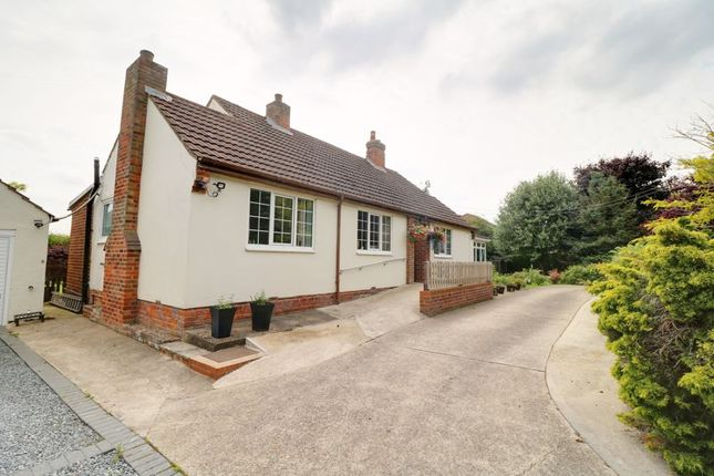 Thumbnail Detached bungalow for sale in Barrow Road, Goxhill, Barrow-Upon-Humber