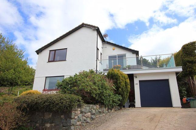 4 bed detached house for sale in Ffordd Tirionfa, Old Colwyn, Colwyn Bay LL29
