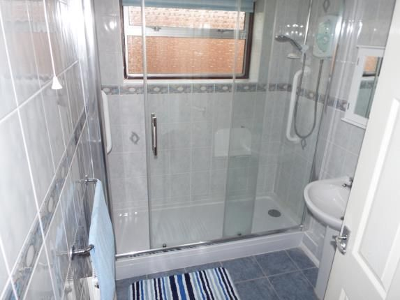 Shower Room of The Ridgeway, Burntwood, Staffordshire WS7