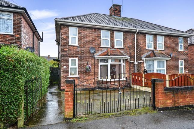 Thumbnail Semi-detached house for sale in Collins Avenue, Sutton-In-Ashfield, Nottinghamshire, Notts