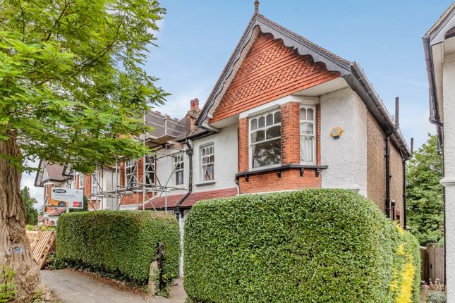 Thumbnail Semi-detached house for sale in Beaumont Road, Purley, London