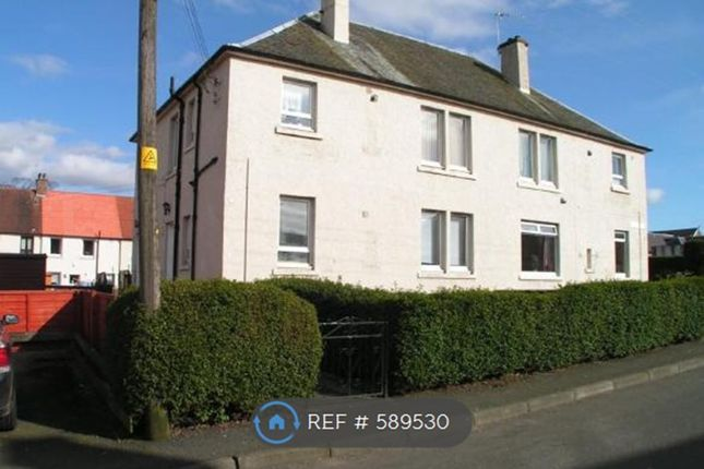 Thumbnail Flat to rent in School Terrace, Coalsnaughton, Tillicoultry