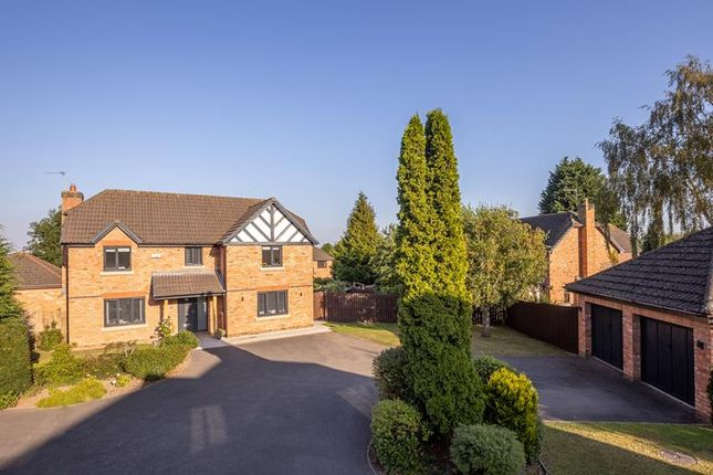 Thumbnail Detached house for sale in St. Peters Close, Malvern, Worcestershire