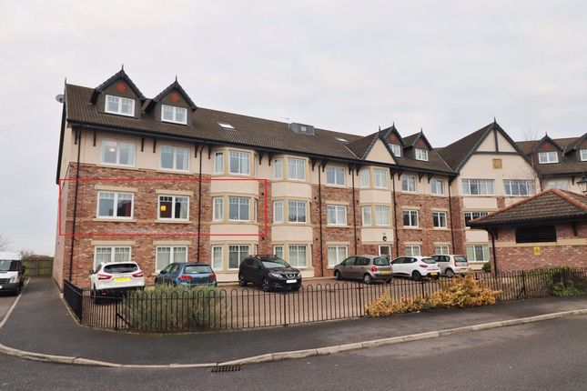 Thumbnail Flat to rent in Willow Place, Parklands, Carlisle