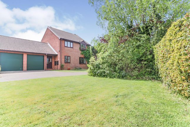4 bed detached house for sale in Cormorant Drive, Manor Garth Grimsby DN37