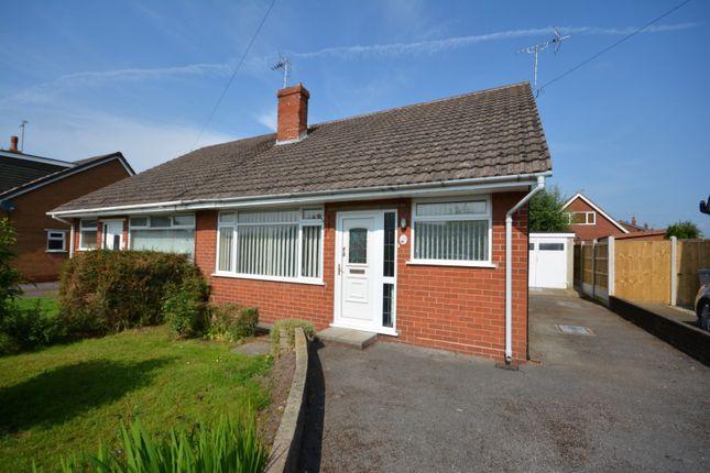 Thumbnail Bungalow to rent in Primrose Avenue, Haslington, Crewe
