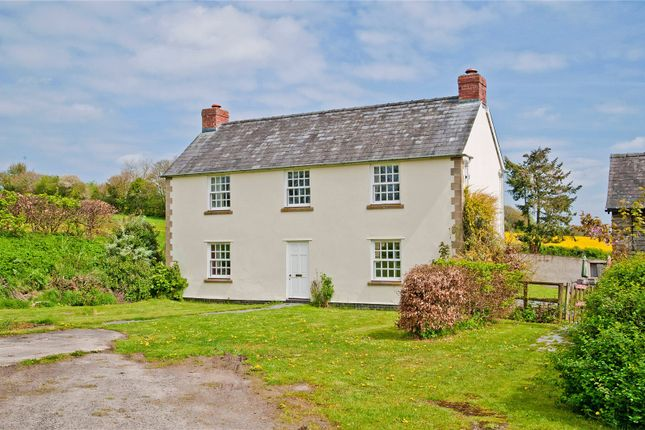 Thumbnail Property for sale in Deerfold, Birtley, Bucknell, Shropshire