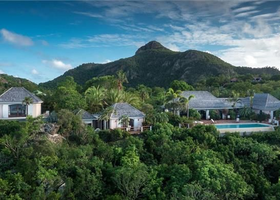 Thumbnail Town house for sale in Petite Saline, St Barts