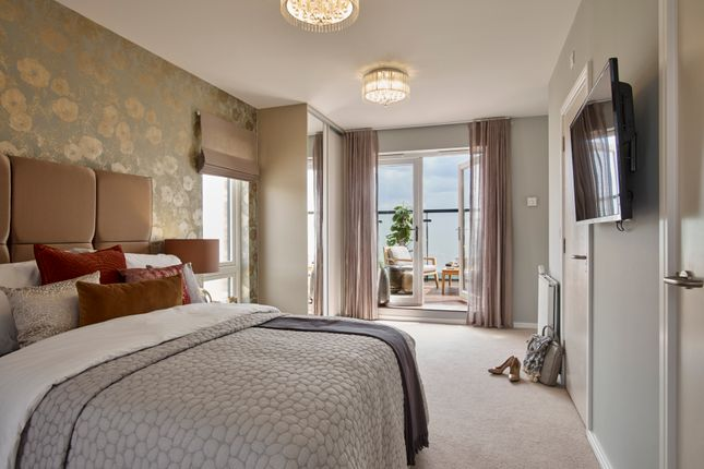 Thumbnail Flat for sale in Brook Valley Gardens, Hera Avenue, Chipping Barnet